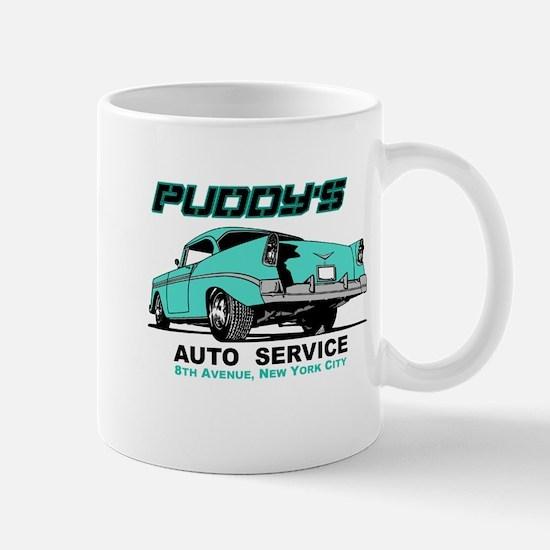 Seinfeld Puddy Auto Mug