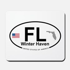 Florida City Mousepad