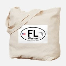 Florida City Tote Bag