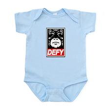 Defy Monkey Infant Bodysuit