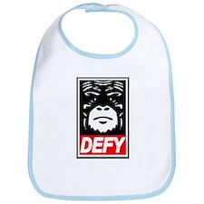 Defy Monkey Bib