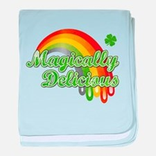 Magically Delicious baby blanket