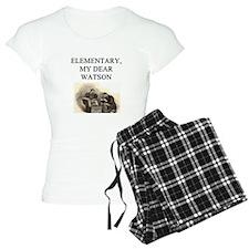 sherlok holmes gifts t-shirts Pajamas