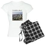 tampa bay gifts and t-shirts Women's Light Pajamas