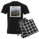 tampa bay gifts and t-shirts Men's Dark Pajamas