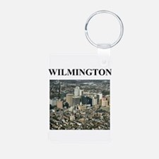 Wilmington Gifts And T-Shirts Aluminum Keychains