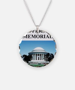 jefferson memorial gifts and Necklace