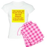 let's get naked Women's Light Pajamas