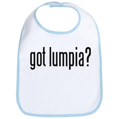 got lumpia? Bib