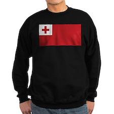 Tonga Flag Jumper Sweater
