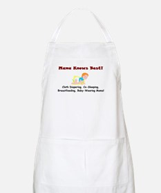 Attached Mama BBQ Apron