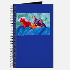 Jack & Red Horse Journal