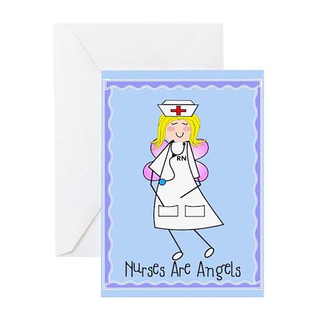 Nurse XXX Greeting Card