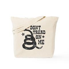 Don't Tread Tote Bag