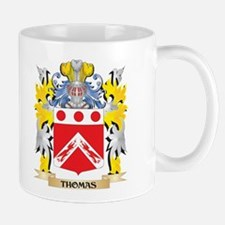 Thomas- Family Crest - Coat of Arms Mugs