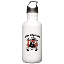 New Zealand Rugby Water Bottle