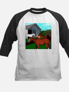 Horse 'n Barn Scene Tee