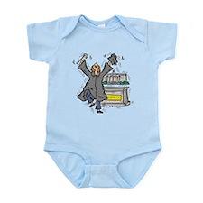 Graduation Infant Bodysuit