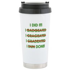 Funny Graduation Travel Mug