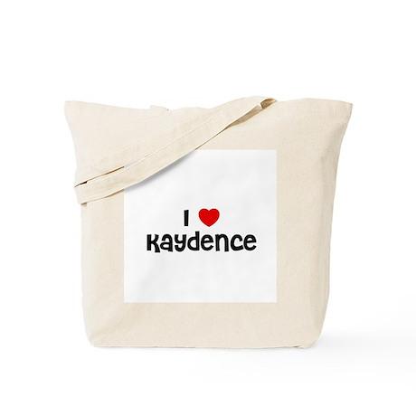 I * Kaydence Tote Bag