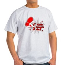 Kickin' Oral Cancer's Ass T-Shirt