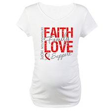 Oral Cancer Faith Shirt
