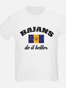 Bajans do it better T-Shirt