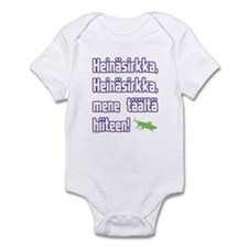 Heinasirkka Infant Bodysuit
