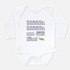 Heinasirkka Long Sleeve Infant Bodysuit