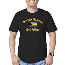 Bahamians do it better T