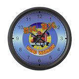 Semi truck driver Giant Clocks