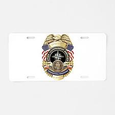 OGA Aluminum License Plate