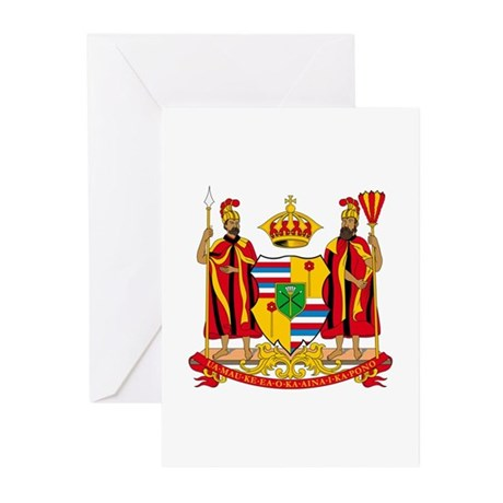Coat of Arms Greeting Cards (Pk of 20)