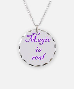 Magic is Real Necklace