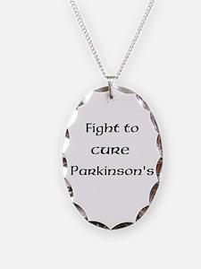 Cure Parkinson's Necklace
