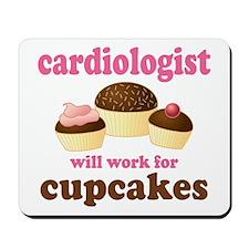 Funny Cardiologist Mousepad