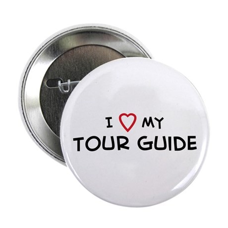 I Love Tour Guide Button