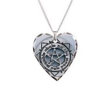 soulmate spell Necklace Heart Charm