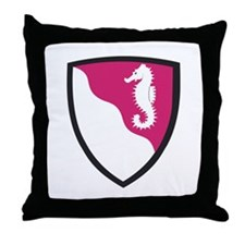 SSI - 36th Engineer Bde Throw Pillow
