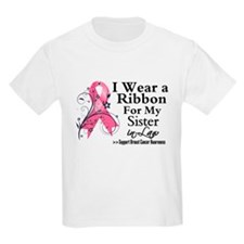 SisterinLaw Breast Cancer T-Shirt