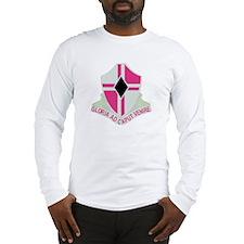 DUI - 92nd Engineer Bn Long Sleeve T-Shirt