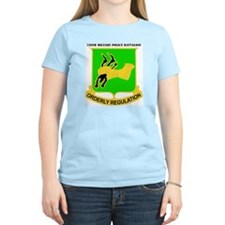 DUI - 720th Military Police Bn with Text T-Shirt