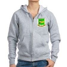 DUI - 720th Military Police Bn with Text Zip Hoodie