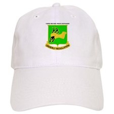 DUI - 720th Military Police Bn with Text Baseball Cap