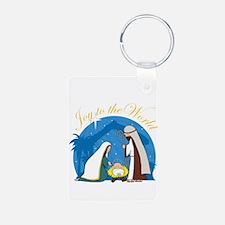 Nativity Scene Keychains