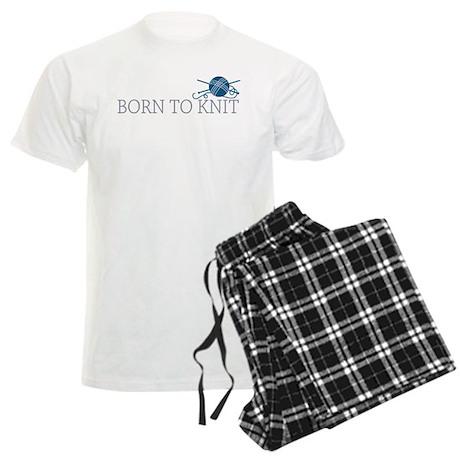 Born to KNIT Men's Light Pajamas