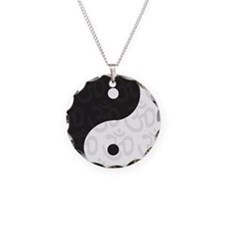 Ying Yang Yoga Necklace