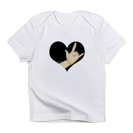 ASL - I LOVE YOU Infant T-Shirt