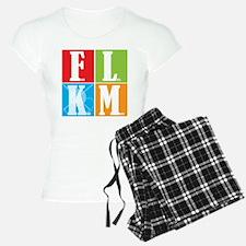 Fear Less KNIT More! Pajamas