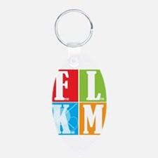 Fear Less KNIT More! Keychains